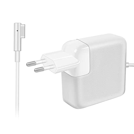 Ronnie MagSafe - Cargador para MacBook Air (45 W, 1 Adaptador de alimentación para MacBook Air de 11 y 13 Pulgadas, A1237 A1244 A1269 A1270 A1304 ...