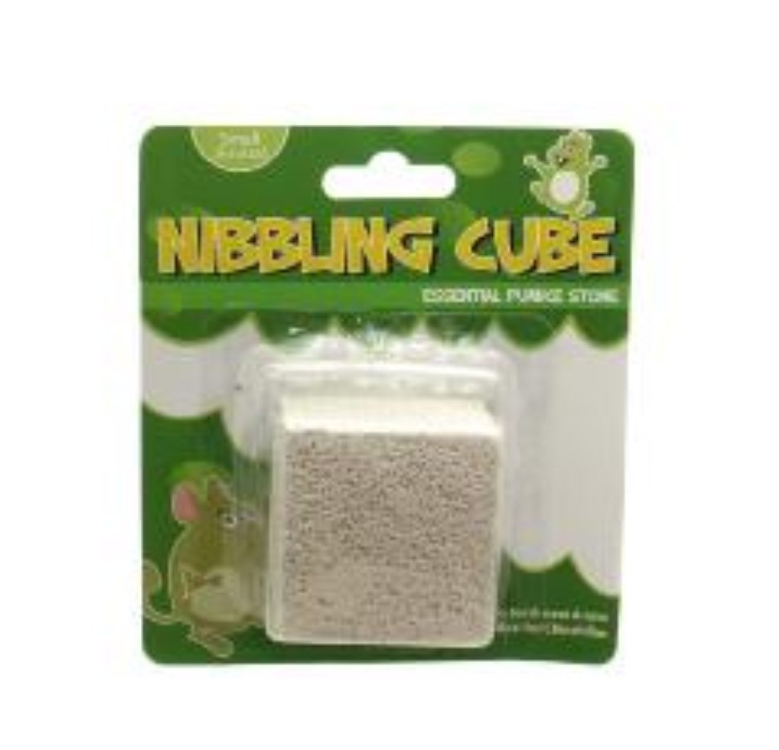(Happypet) Small Animal Nibbling Cube [45687] Happy Pet 30834