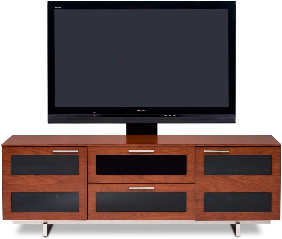 BDI Furniture 8927 Avion Triple Wide Cabinet, Natural Stained Cherry
