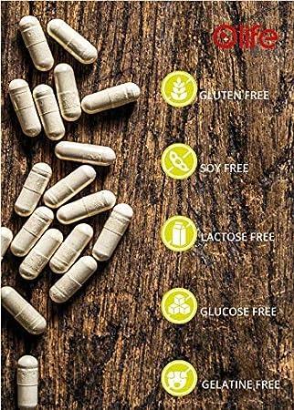 Amazon.com: LYPOZYME, Enzimas digestivas de alta calidad, 90 ...