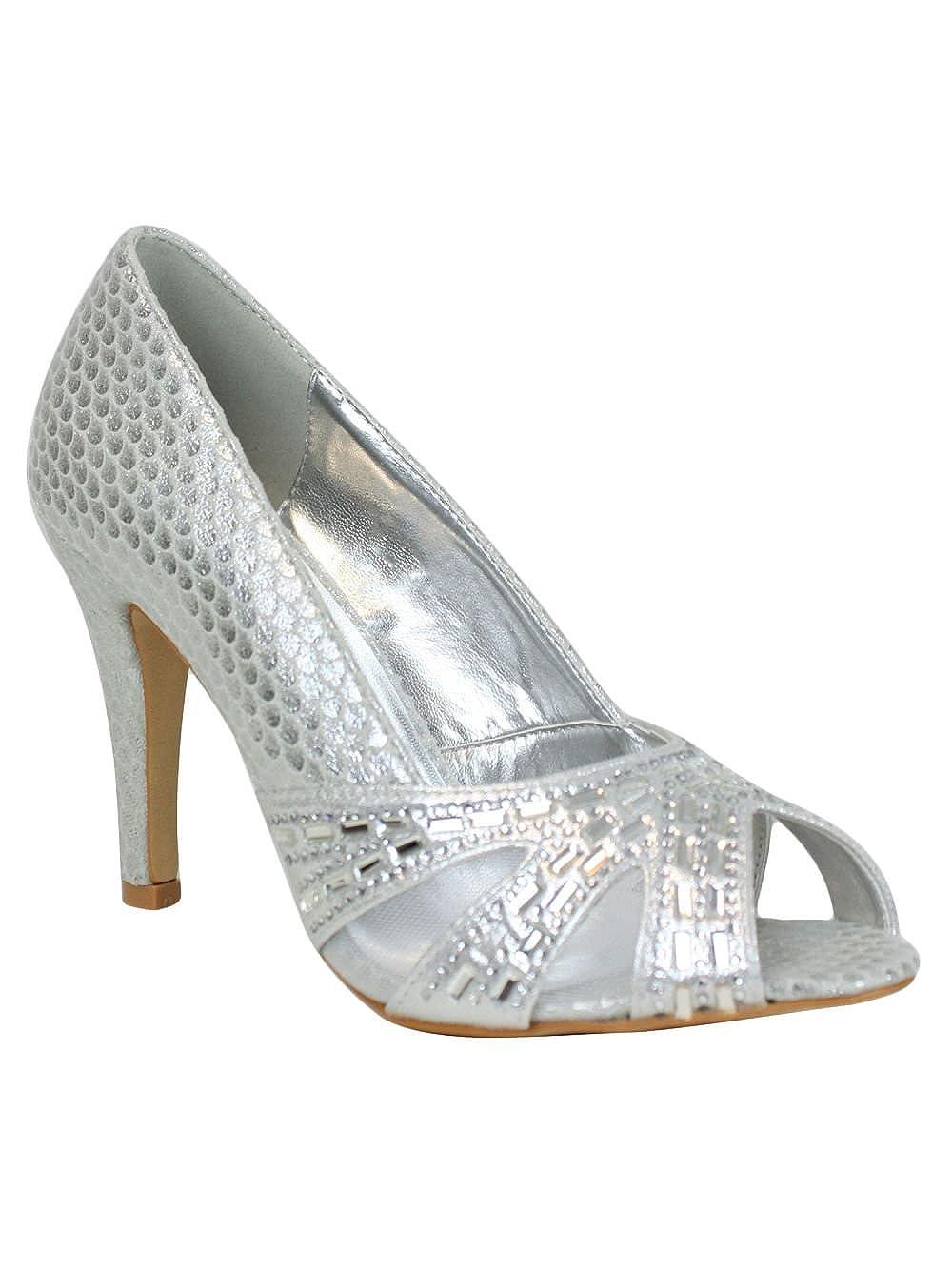 Kebello - - Kebello Schuhe MM204 Silber ee9928