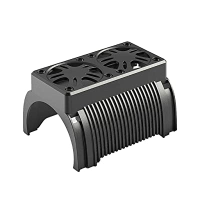 EAPTS Motor Cooling Fan with Housing for 1/5 Scale Sk-400008-15: Toys & Games