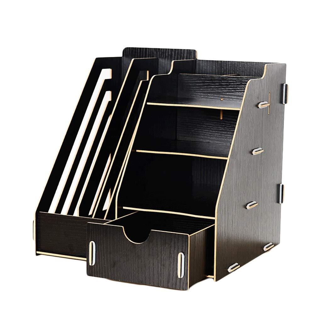 WXH-Datei Halter Feilenhalter Einfache Aufbewahrungsbox für Bücherregale (Farbe   A) B07HC3RZD1    | Zahlreiche In Vielfalt