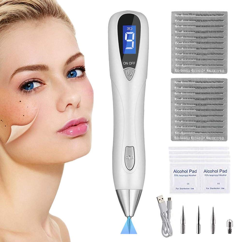Portable Beauty Equipment Multi Speed Level Adjustable Home Usage,USB Charging