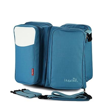 Fumee 3 en 1 cambiador bolsas viaje bolsas de pañales para ...