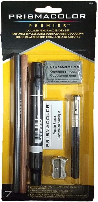The Best Colored Pencil Blender Kit