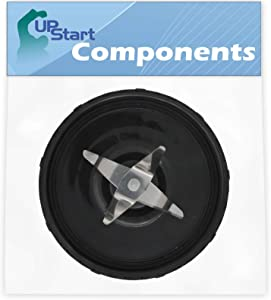 UpStart Components Replacement Cross Blade for Magic Bullet MB1001 Original Blender