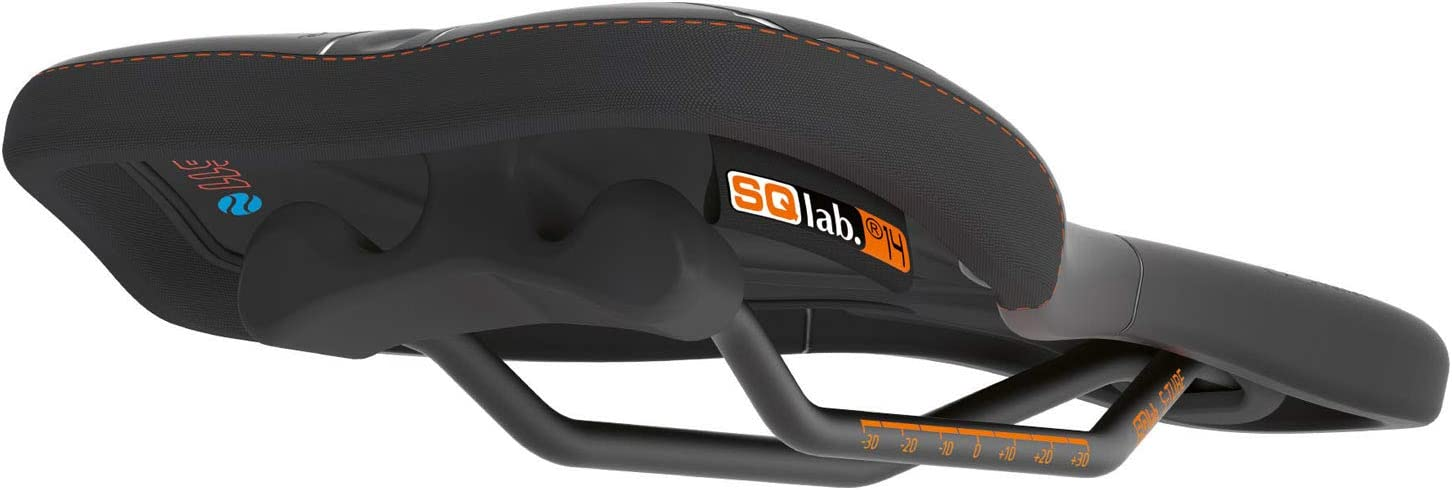 SQlab Selle 611 Ergowave Active S-Tube