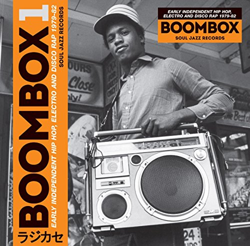Price comparison product image Boombox: Early Independent Hip-Hop,  Electro and Disco Rap 1979-82