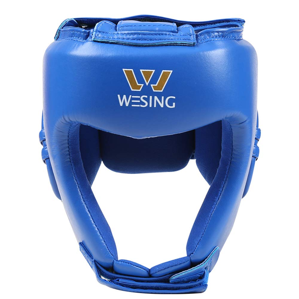 Wesing Boxe Headgear AIBA per Ccompetizione Amatoriale