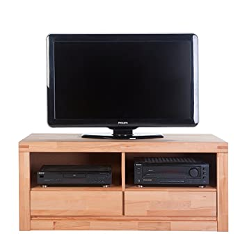 Delft Tv Kommode In Kernbuche Massiv Geolt B 120cm Neu 6212 Amazon
