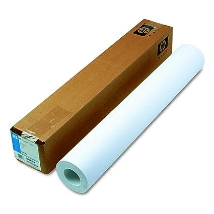 HP C6019B - Papel satinado para impresora (rollo en formato A1 ...