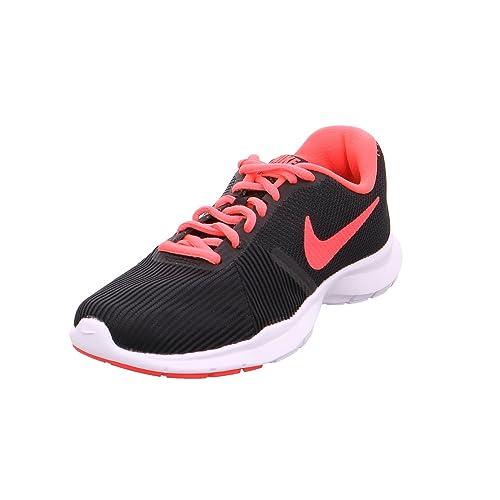 check out 25c7b 07bc7 Nike Wmns NIKE Flex Bijoux - Zapatillas Deportivas, Mujer, Negro - (Black