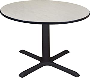 """Cain 48"""" Round Breakroom Table- Maple"""