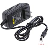 Sharp Plus Qura 12 V 2 Amp Adapter (Black) Supported with all Set top box