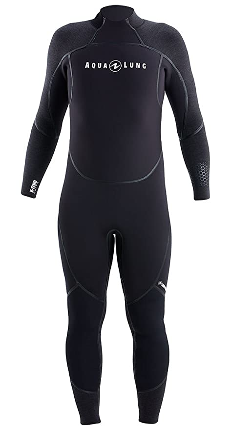 4ec2847935e9 Amazon.com : Aqualung Aquaflex 5mm Men's Wetsuit : Sports & Outdoors