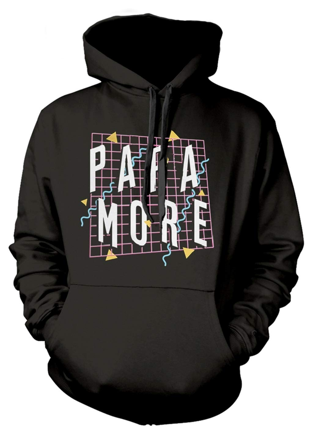 Paramore 'New Grid' Pull Over Hoodie