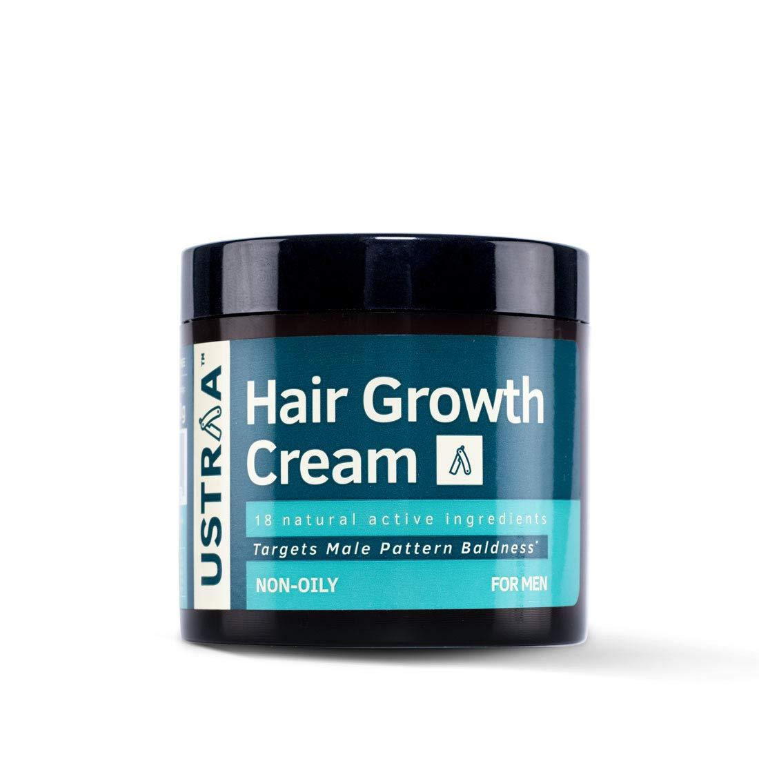 Ustraa Hair Growth Cream, 100 G