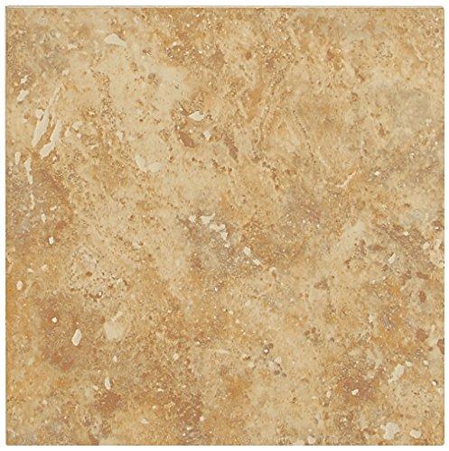 Dal-Tile 1818V1P2-HL03 Heathland Tile, 18'' x 18'', Amber by Daltile