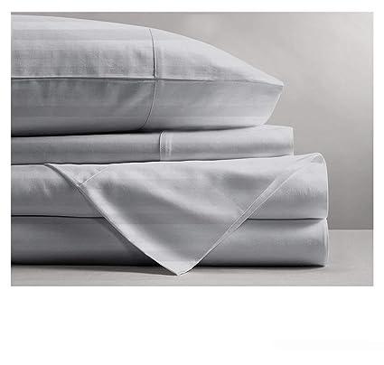 Amazon.com: Mayfair Linen Juego de sábanas de algodón ...