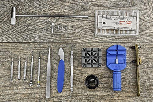 SE JT6226 19-PieceS Watch Tool Kit