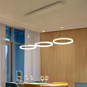 Modern Fashion Kreative Design Drei Ringe Durchsichtiger Kuche Acryl