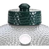 GGNK Big Green Egg Ceramic Damper Top Replacement Parts, Big Green Egg Rain Cap - Great for Medium, Large, X-Large Big Green
