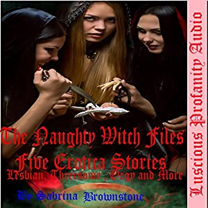 The Naughty Witch Files Audiobook