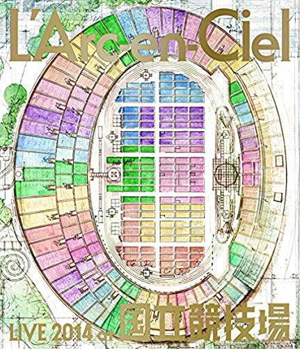 L'Arc~en~Ciel  LIVE 2014 at 国立競技場 [Blu-ray] B00LVQNAC2
