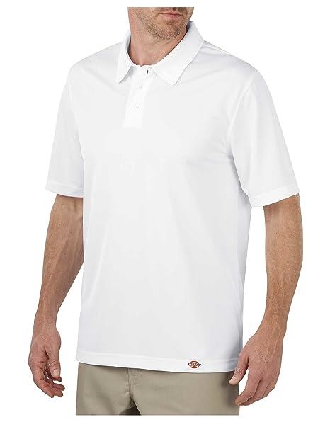 Dickies - Polo - para Hombre Blanco Blanco XXXL: Amazon.es: Ropa y ...