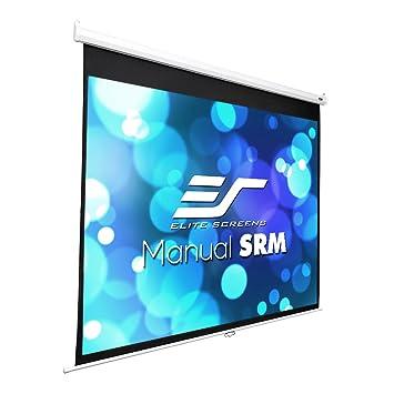 Elite Screens Manual SRM 85
