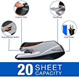 Swingline Electric Stapler, Optima Grip, 20 Sheet