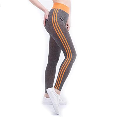 Exercise & Fitness Clothing ABASSKY Women Push Up Yoga Leggings Workout High Waist Gym Sports Pants Running Trousers