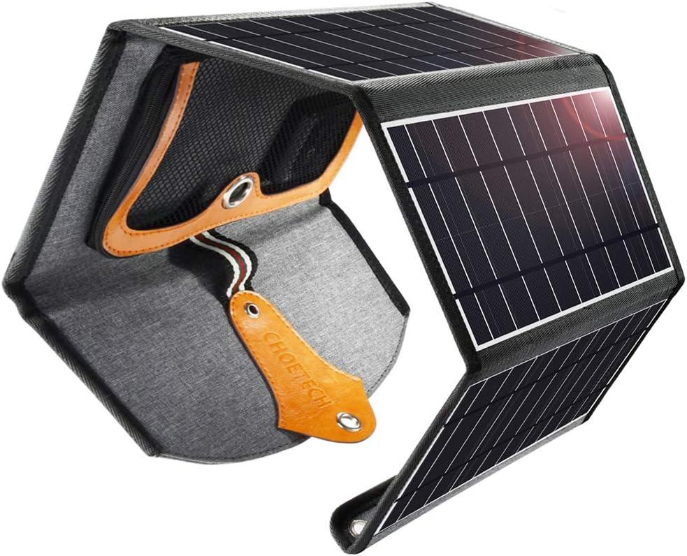 Meilleur Chargeur Solaire Portable USB-chargeur solaire-panneau solaire portable -solaire randonne-2021-decathlon-survie