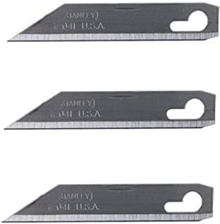 product image for Stanley 11-041 Utility Replacement Blade, 3 Pack
