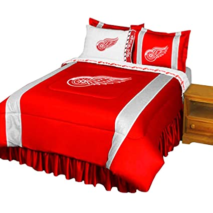 Nhl Pittsburgh Penguins Comforter Set Queen Hockey Bedding