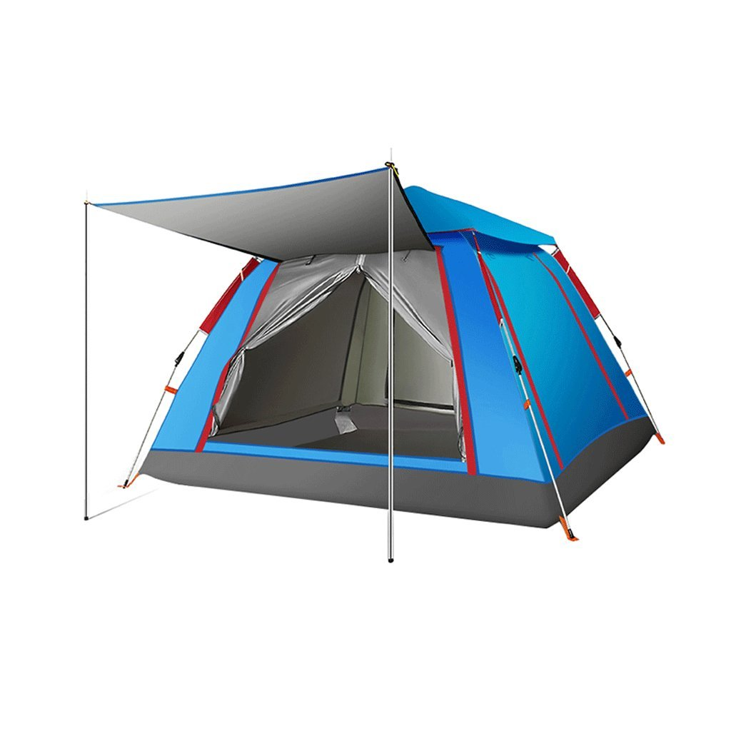 TLMY Explorer Auto Zelte Padded Rain Field Camping Camping Zelte (Farbe : A)