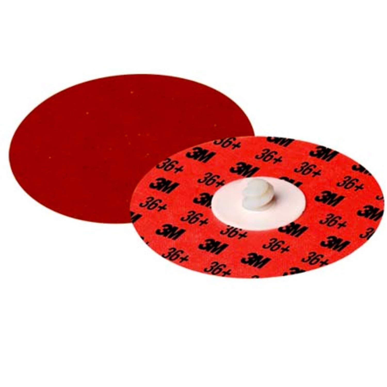 "10-Pk 3M Cubitron Ii Roloc Durable Edge Disc Tr 984F 3/"" 80+Yf"