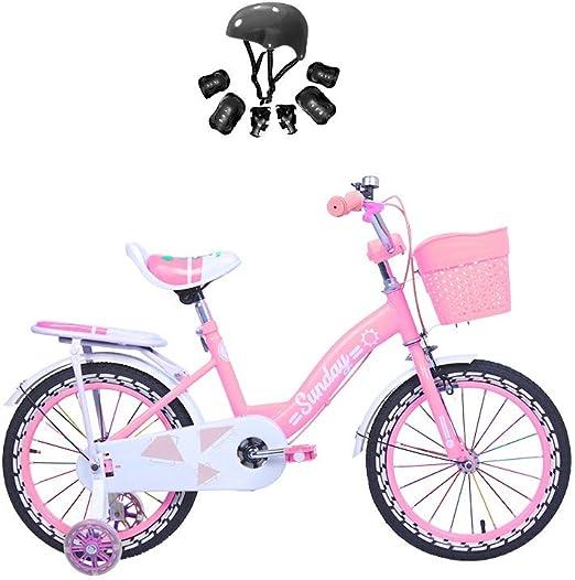 Riscko Modelo Sunday - Bicicleta para Niño y Niña, con Ruedas de ...