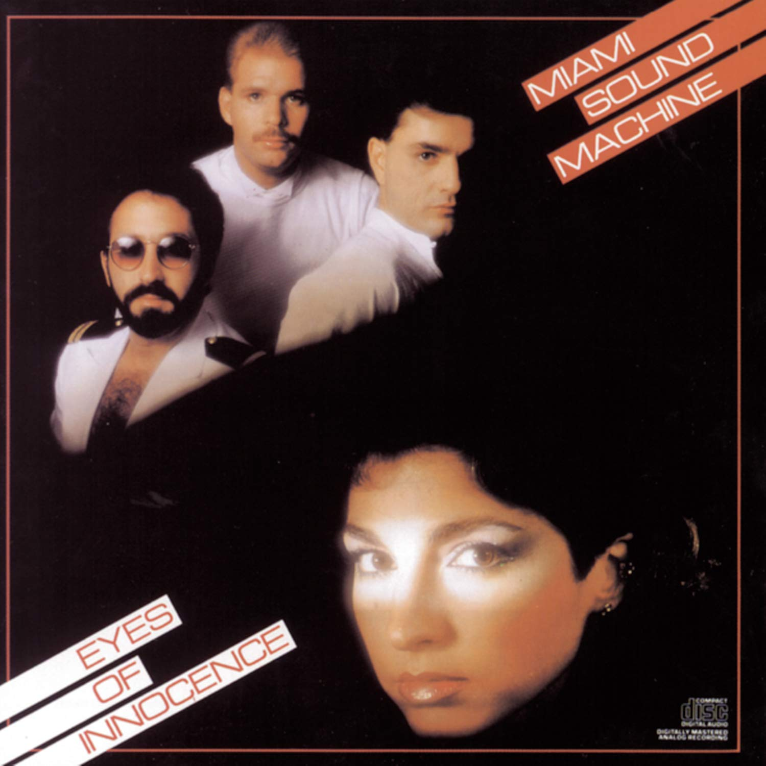 Miami Sound Machine Eyes Of Innocence Amazon Com Music