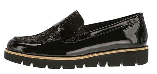 Absatzhöhe Damen Mit Bis Schwarze Für 3cm Comfort Schuhe