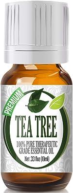 Tea Tree Essential Oil - 100% Pure Therapeutic Grade Tea Tree
