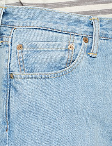 Fit In 0113 Original Levi's Jeans Para Broken Hombre Azul 501 light EOzqT