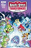 Angry Birds/Transformers #1 (Of 4) (Angry Birds/Transformers Graphic Novel)