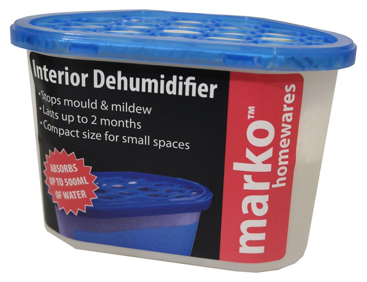 Disposable 230g Interior Dehumidifier Mould Mildew Damp Moisture Condensation Home Car (1) Marko