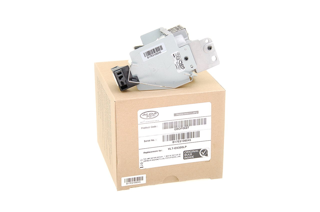 Alda PQ Profesional, Lámpara de proyector, Repuesto VLT-EX320LP ...