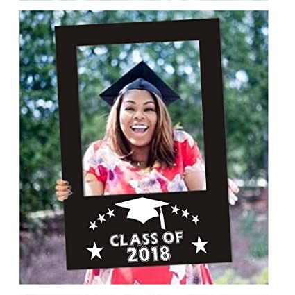 Amazon Dpist 2018 Graduation Photo Booth Props Picture Frame