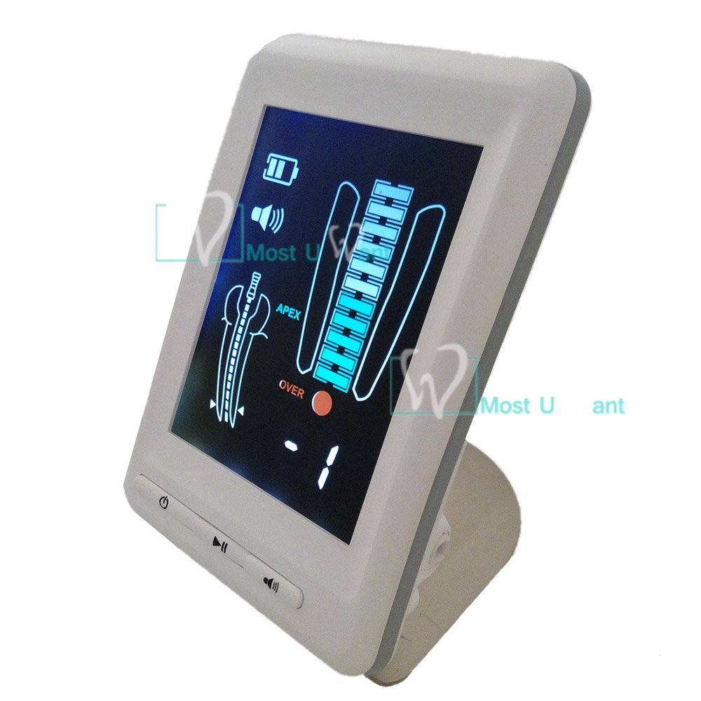 Dentist Endo Endodontics Root Canal Meter Apex Locator Finder Large LCD New CE