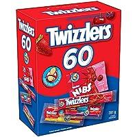 Twizzlers Assortment Box 781 Gram 60 Count