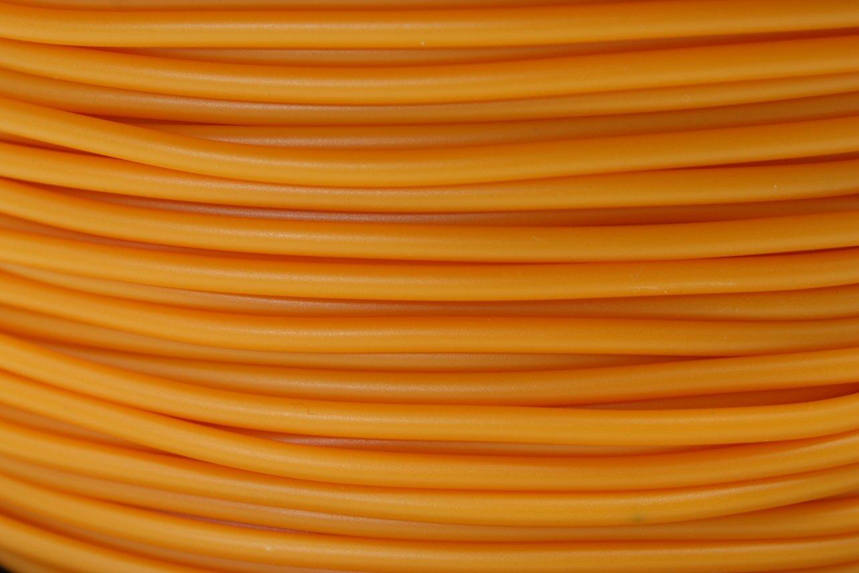 FlexiSMART Naranja 250 g. Filamento Flexible TPU 1.75mm para Impresora 3D - Flexible Filament for 3D Printing - TPE Filament, TPU Filament, Elastic Filament FFFworld FLEXISMART_250G_1.75MM_ORANGE